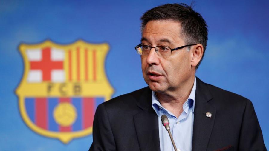Ponen en libertad provisional a expresidente del Barcelona Josep Bartomeu