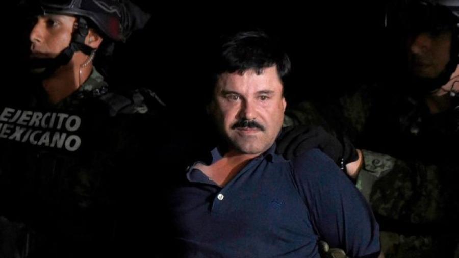 """Defensa de """"El Chapo"""" Guzmán pide nuevo juicio"""