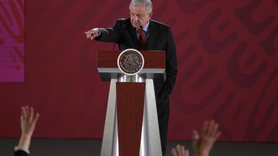 Carlos Slim, Presupuesto para el muro, esto y más en la conferencia matutina de AMLO
