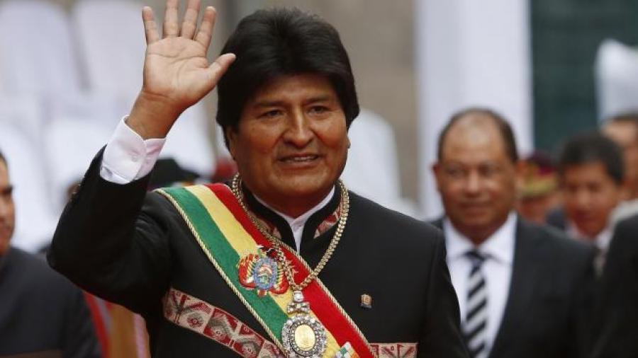 Evo Morales el presidente que más tiempo ha estado en el poder