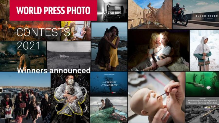 Estas son las imágenes ganadoras del World Press Photo 2021