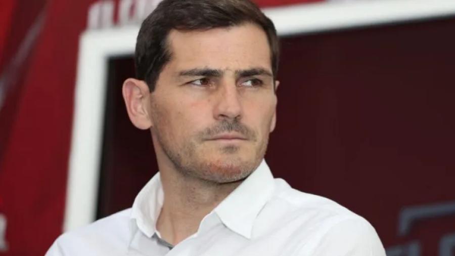 Hospitalizan a Iker Casillas tras sufrir un dolor de pecho