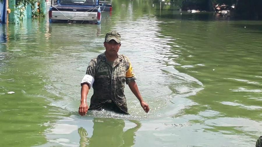 Despliega Ejército Mexicano 250 elementos en plan DNIIIE