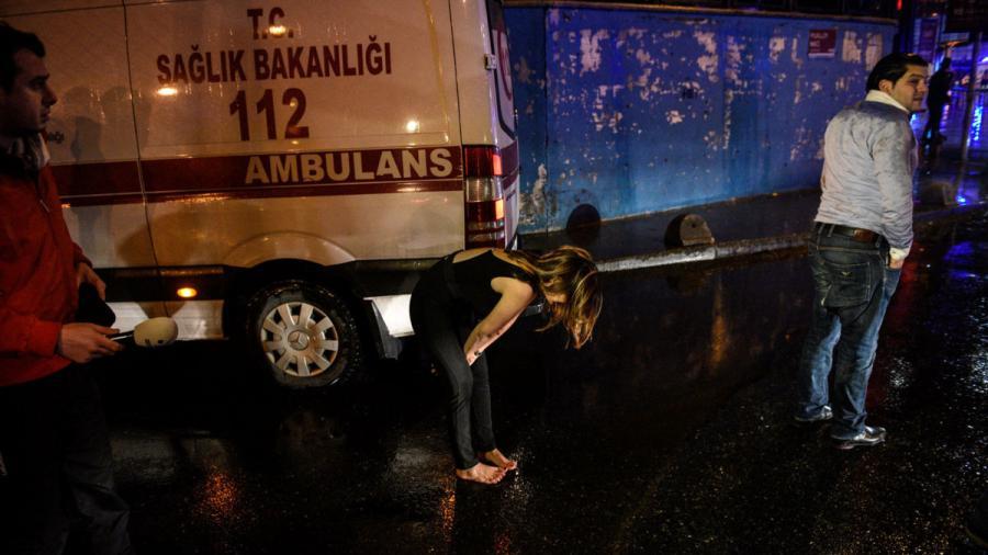 Estado Islámico se atribuye atentado en Estambul
