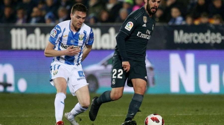 Real Madrid avanza a cuartos en la Copa del Rey