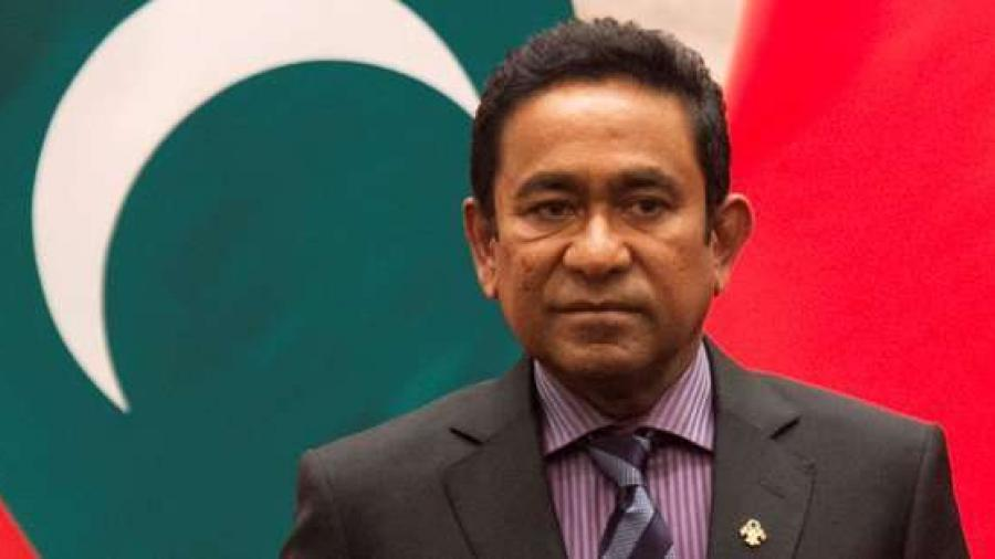 Arrestan a ex presidente de Maldivas por lavado de dinero
