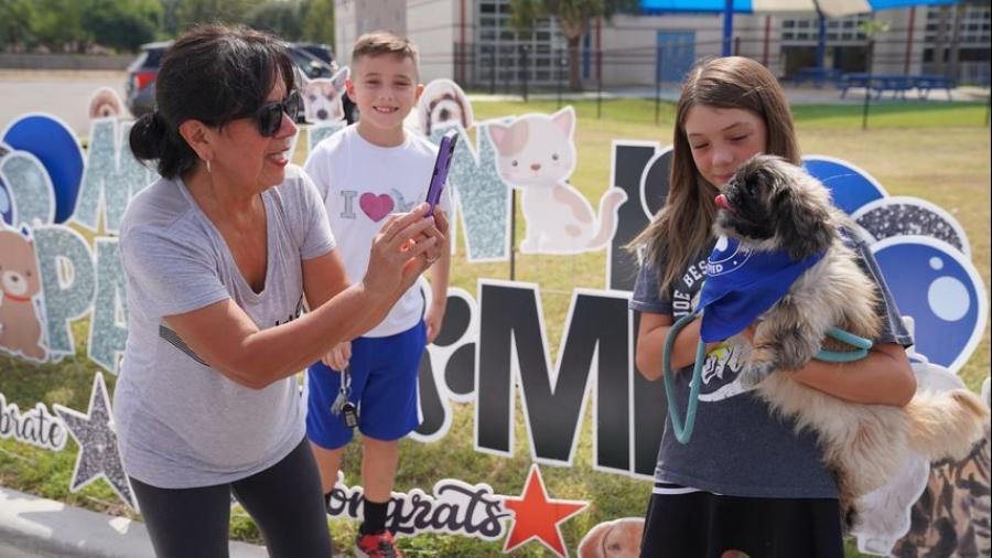 Mission es reconocida como ciudad donde prosperan mascotas