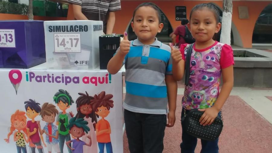Espera INE, aumente la participación de menores en Consulta 2018