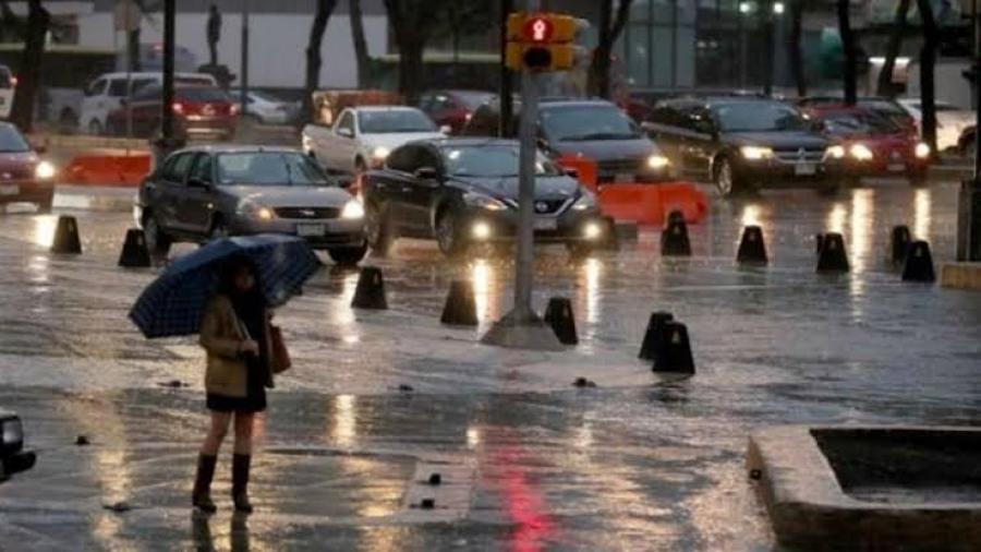 Prevén lluvias fuertes en varios estados del país