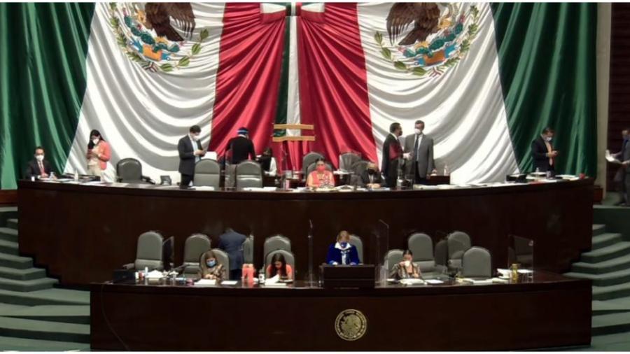 Cámara de Diputados aprueba, en lo general, la nueva ley de la FGR
