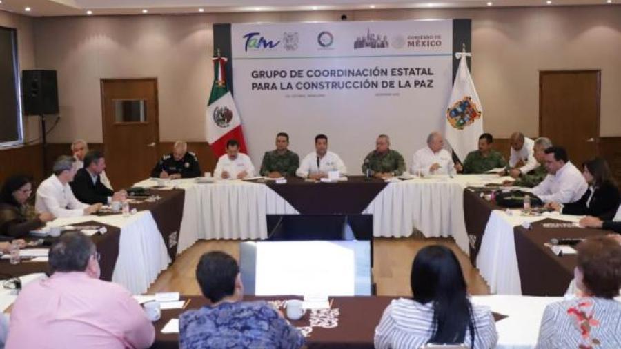 Grupo de Coordinación Estatal para La Construcción de la Paz