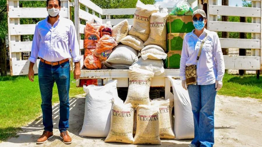 Voluntariado DIF acude al llamado del Zoológico de Reynosa