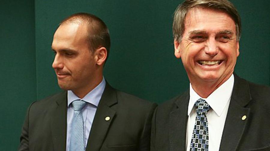 Bolsonaro nomina a su hijo Eduardo como embajador en EU