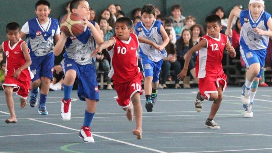 Los Niños Trikis Basquetbolistas
