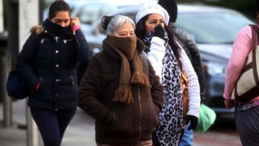 Llegará primer frente frío de 2021 la próxima semana