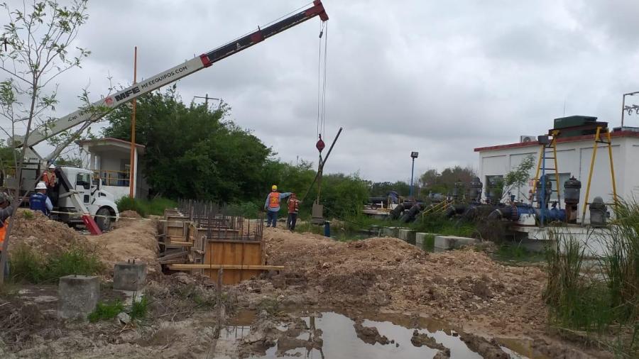 Beneficia a usuarios del sur y oriente de Reynosa