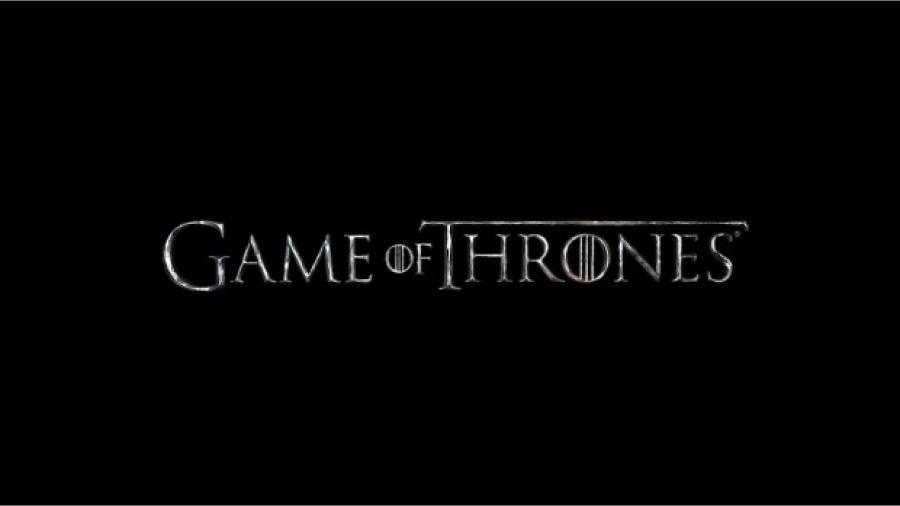 Revelan fecha de estreno de Game of Thrones