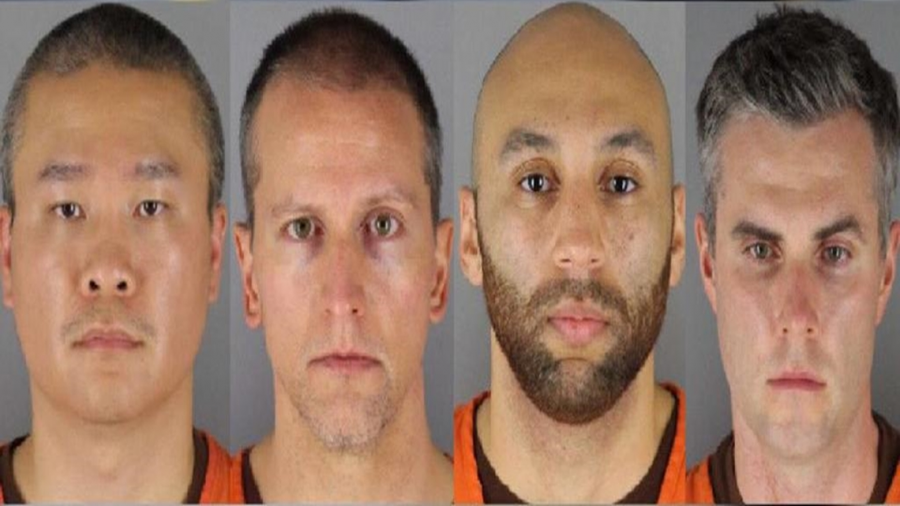 Detienen a los otros 3 policías involucrados en el asesinato de George Floyd