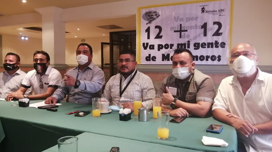 Maestros altruistas de Matamoros han regalado más de 6 mil platillos a gente de escasos recursos, y van por más