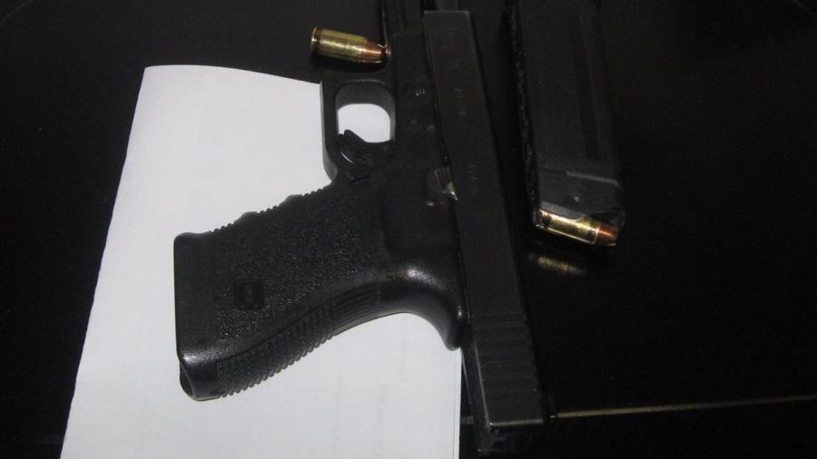 Incautan arma a niño de 6 años