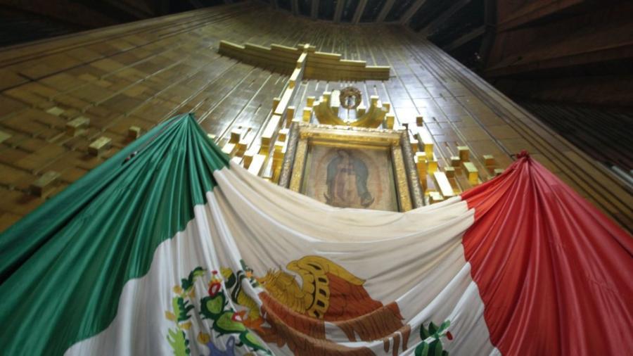 Llegan más 7 de millones de fieles a la Basílica de Guadalupe
