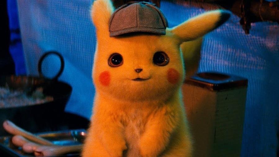 ¡Pika, pika! Lanzan primer trailer de Detective Pikachu