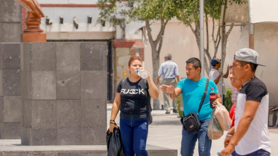 Recomienda Gobierno de Reynosa a la población extremar precauciones ante onda de calor