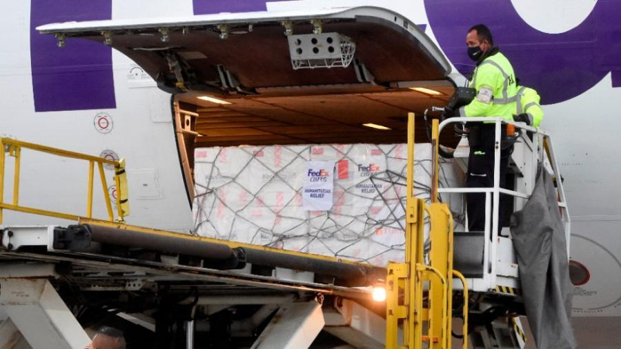 Vacunación para fronterizos iniciará en Baja California: AMLO