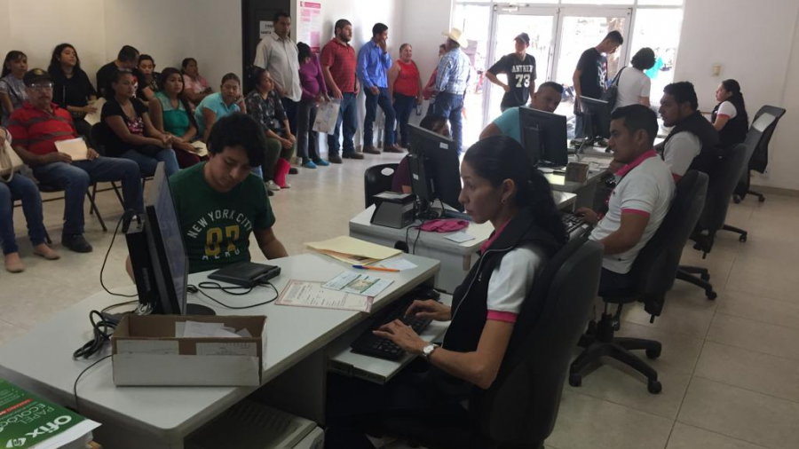 Se incrementan la solicitud de trámites con la credencial de elector en el INE