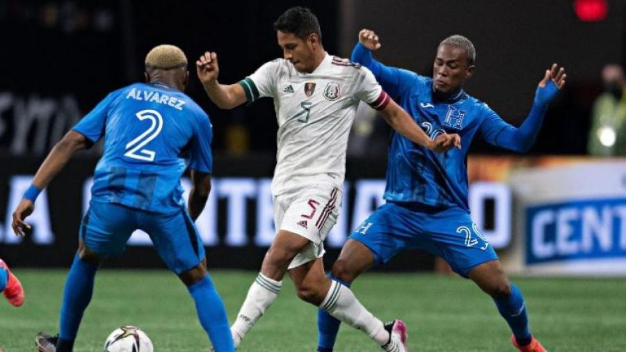 Rescata Selección Mexicana triste empate ante Honduras