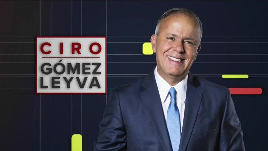 Ciro Gómez Leyva, continúa siendo en N.1 de rating en radio