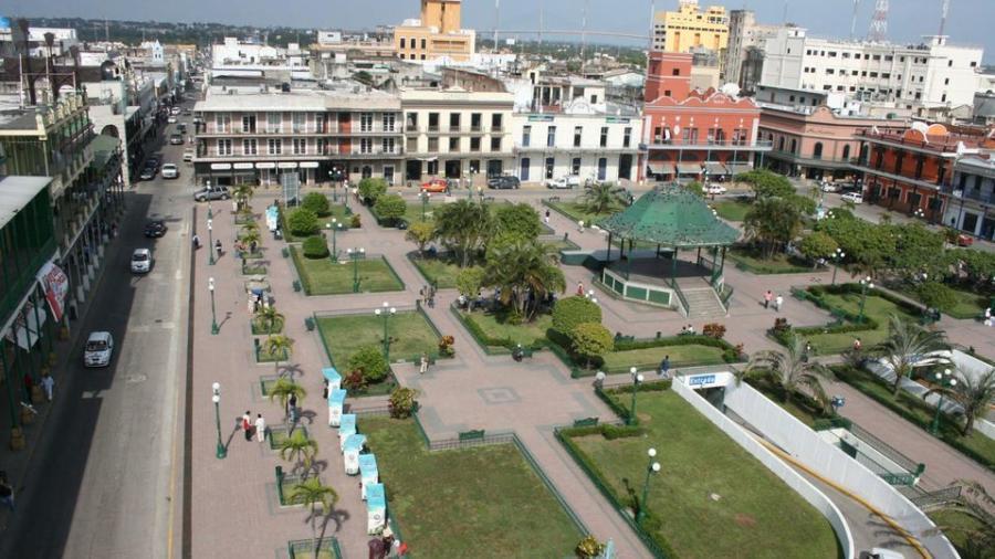 Inversión extranjera interesada en rescate del Centro Histórico de Tampico