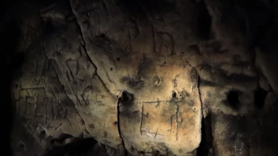 """La """"entrada al infierno"""", expertos estudian antiguos rastros"""
