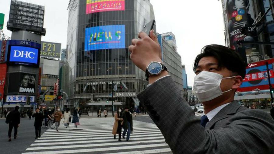 Japón declara estado de emergencia en siete regiones debido al coronavirus