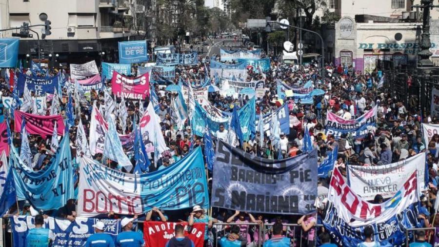 "Argentina aprueba ""Ley de emergencia alimentaria"""