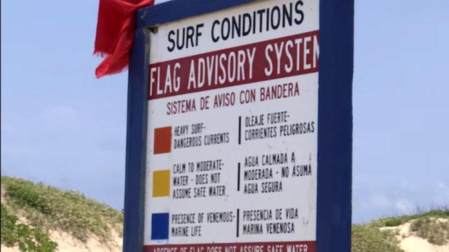 Cierran tres accesos de playa en Condado Cameron