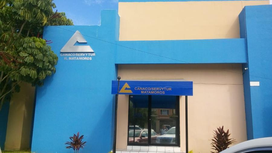 Afectado por mil mdp mensuales comercio organizado de Matamoros: CANACO