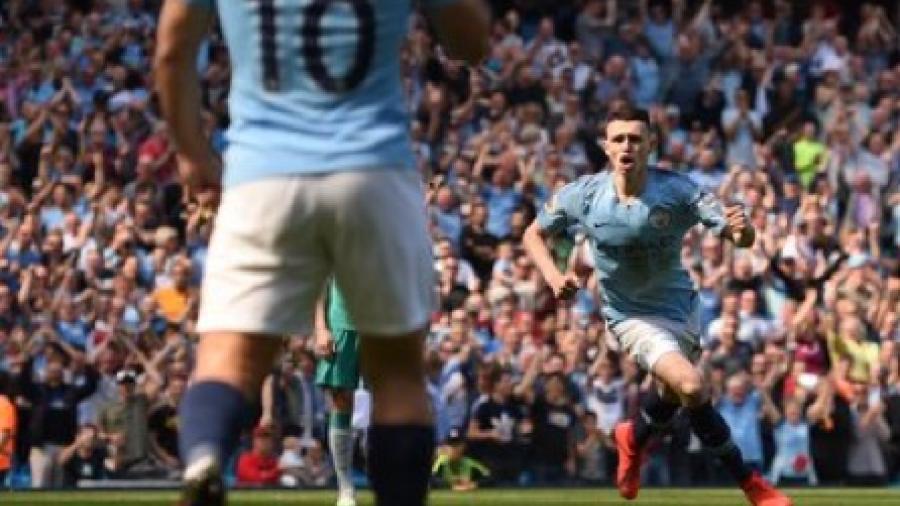 Manchester City vence 1-0 al Tottenham