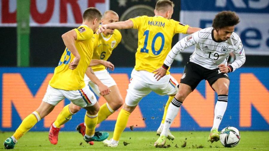 Alemania remonta y vence a Rumania rumbo a Qatar 2022