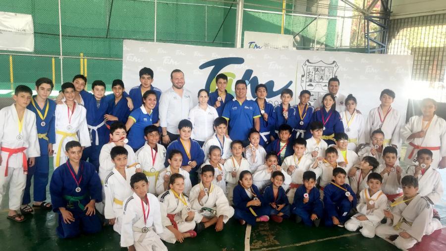 """Seleccionan a judocas para el Clasificatorio Nacional """"Tomoyoshi Yamaguchi"""""""