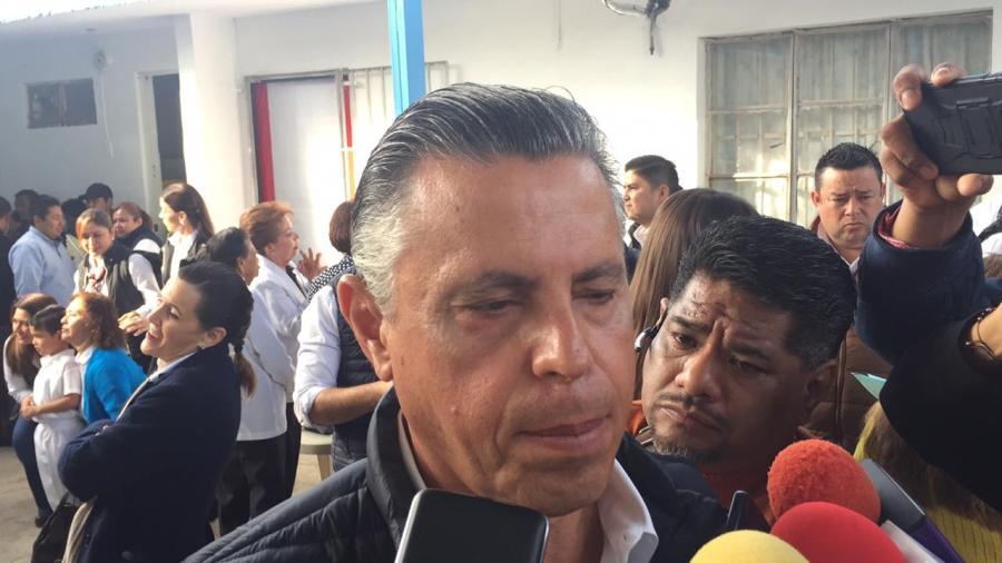 En mi administración no hay espacio para la corrupción: Chucho Nader