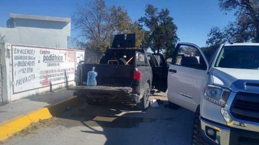 2 muertos y 2 detenidos por enfrentamientos en Villa Unión