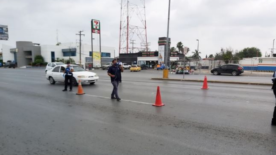 Operativos en parques y filtros en Matamoros siguen con intensidad