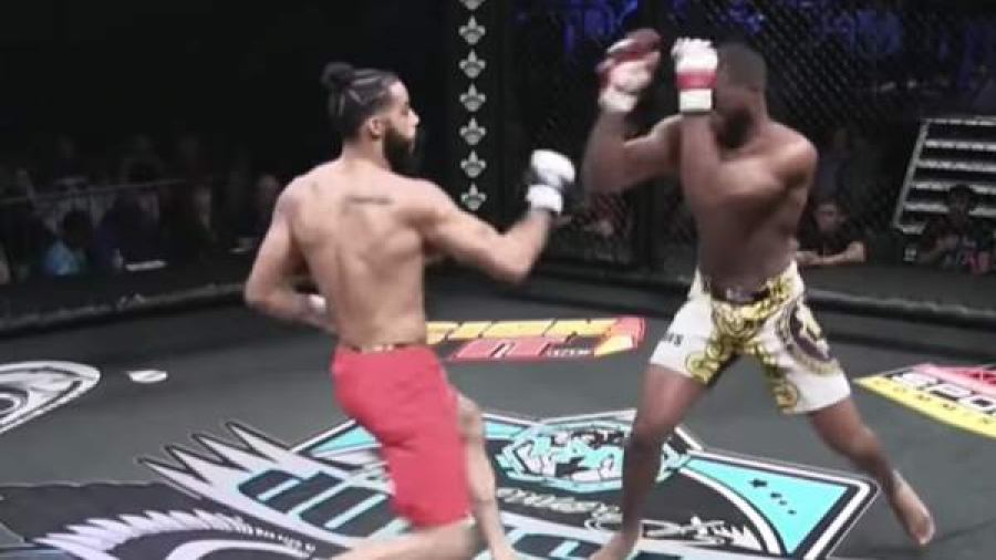 Escalofriante lesión que sufrió peleador de MMA