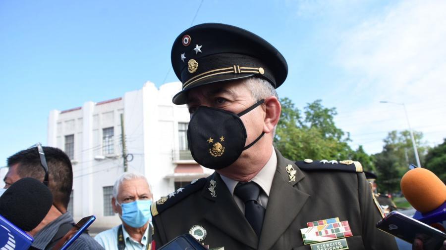 Piden a ciudadanos denunciar para que el ejército pueda actuar