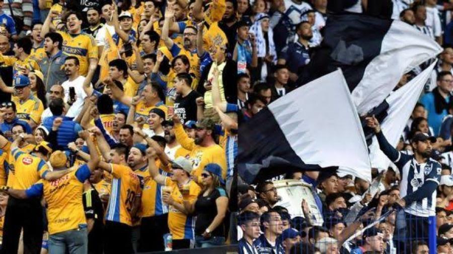 Incrementarán aforo para el clásico regio entre Tigres y Monterrey