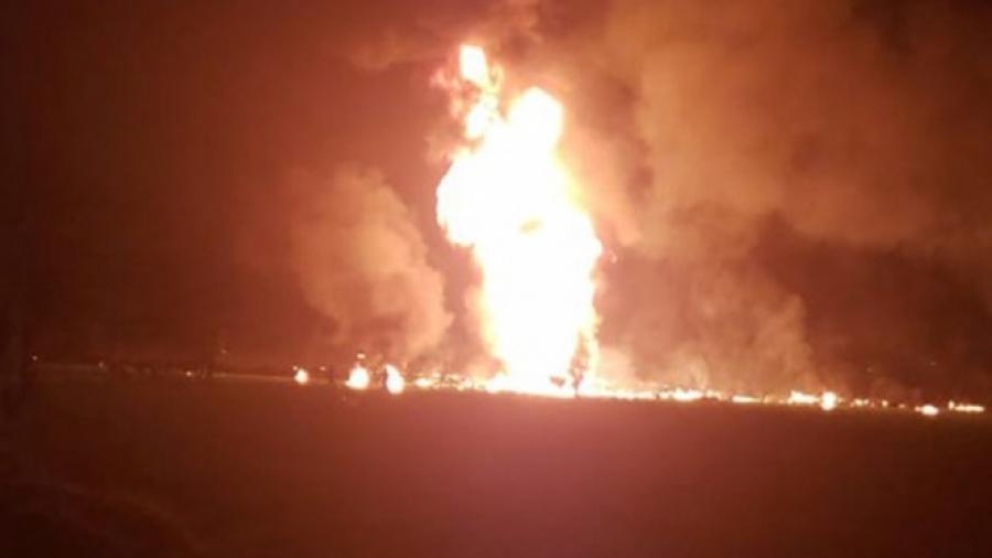 Explota ducto en Hidalgo, reportan 71 personas heridas y 21 muertos