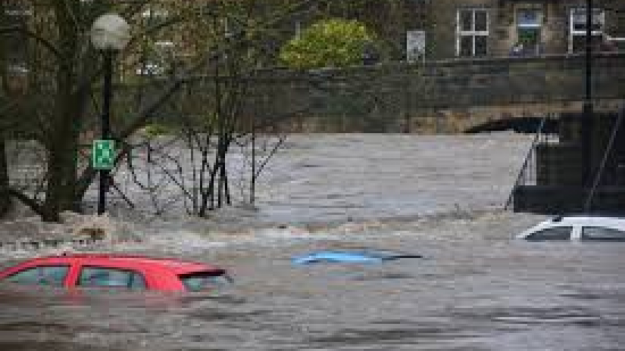 Cancelan vigilancia por inundaciones en el Valle del Río Grande