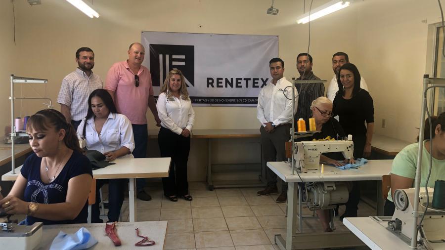 Abrirá operaciones empresa textilera en Camargo
