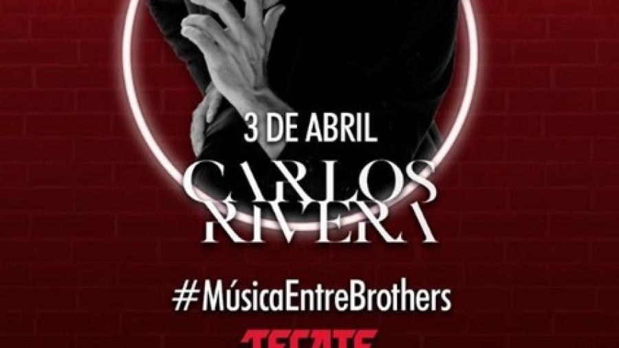 ¡Carlos Rivera en concierto! Entérate donde verlo